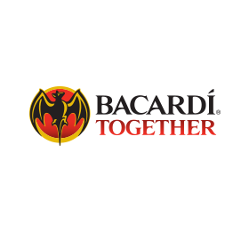 Logo Bacardi Together